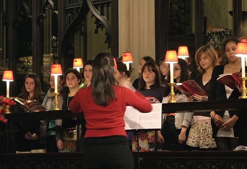 Queens College choir
