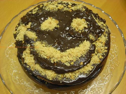 你拍攝的 Joyce's B.D. cake。