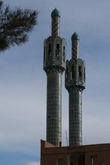 Kerman, Iran (Ninara) Tags: iran kerman mahan mosque sufi shahnematollahvalishrine mausoleum shahnematollahvali