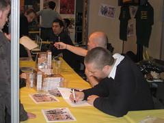 Ddicace Nerdz (GaLaGaNN) Tags: convention nerdz ddicace ankama