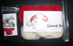 Morehouse Farms - Santa Hat and Tiny Cardi