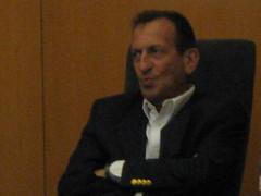 רון חולדאי בישיבת המועצה בשבוע שעבר