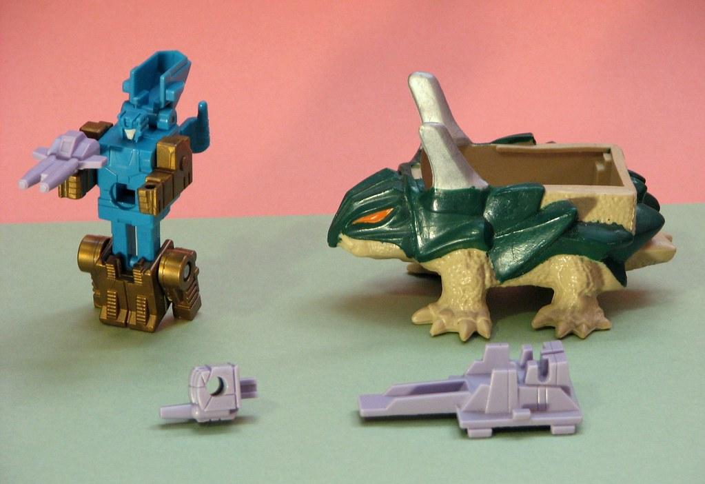 Project 365 Toys - Monster Pretender Bristleback (Day 112 of 365)