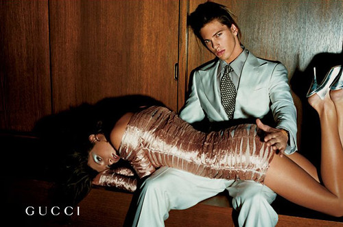 Gucci advertisements