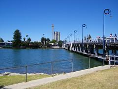 Mandurah Foreshore (Michael_Spencer) Tags: bridge wa westernaustralia foreshore mandurah mandurahforeshore mandurahwesternforeshore