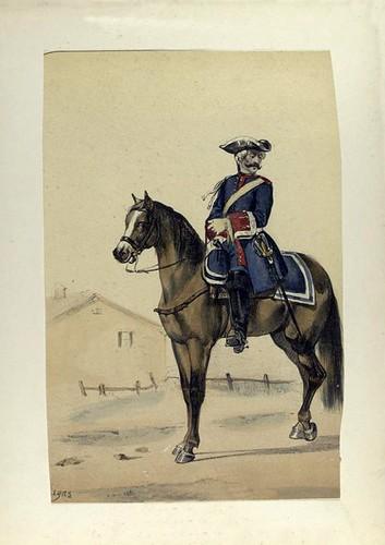 024-Carabinero Real año 1737