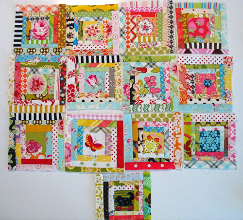 my growing quilt