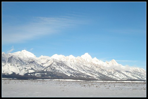 Grand Tetons December 2008