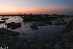 Arab Gulf Culture - Kuwait (Nouf Alkhamees) Tags: sunset canon boat kuwait alk nono sharq غروب alkuwait الكويت سوق شرق nouf abigfave كانون السمك سفن anawesomeshot نوف نونو flickrlovers