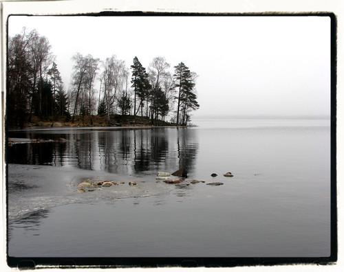 Lake Möcklen December 31