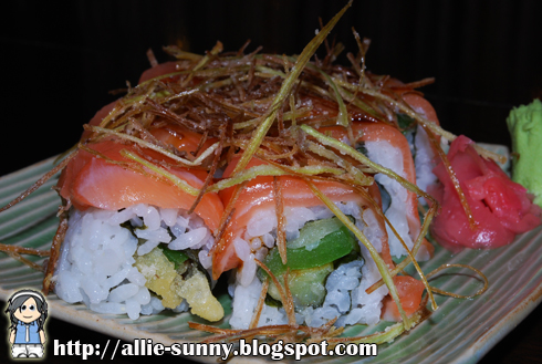 Salmon Roll Maki 1