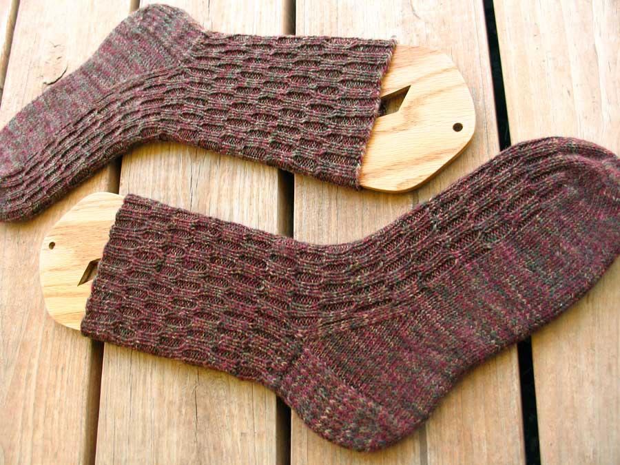 pr socks done