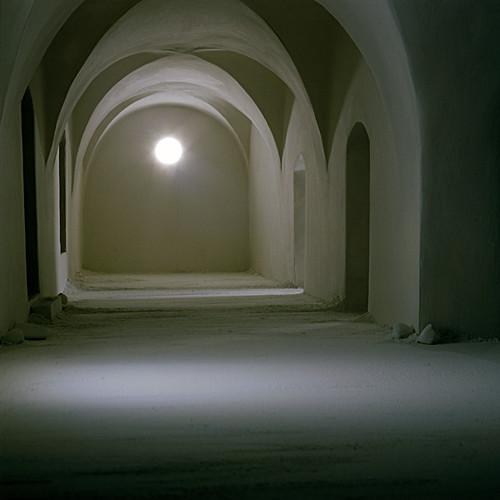 casebere3 Vaulted Corridor 2001