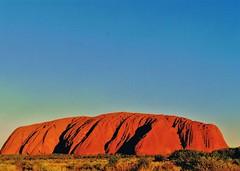 Uluru Sunset 2002