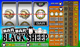 Bar Bar Black Sheep Online Flash Slot Machine