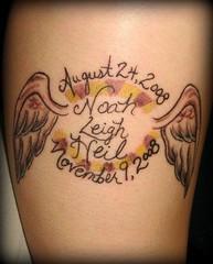 rip memorial tat