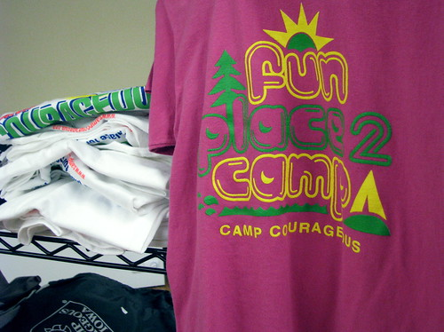 Camp Courageous - Store