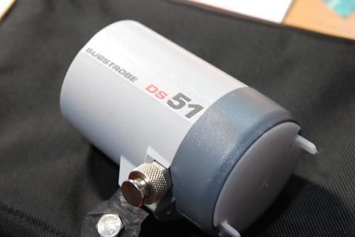 DS-51水中閃燈