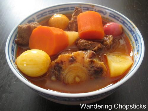 Bo Kho (Vietnamese Beef Stew) 10