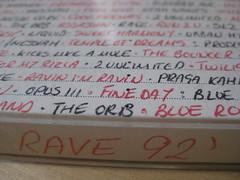 Rave 92'