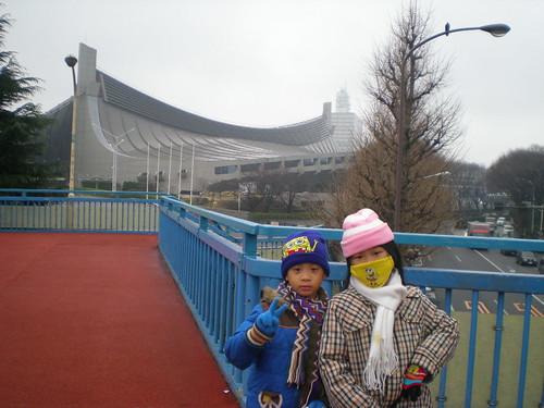 日本國家體育館