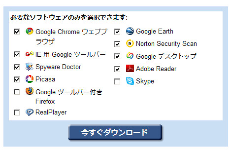 Google パック by you.