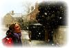 Snow fun Sofie (Uncle Berty) Tags: uk england snow sofie lil sis berty brill bucks smalls hp18 edmans robfurminger