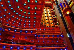 Lobby, Carnival Freedom (ragingwire) Tags: carnival bar ship interior cruiseship