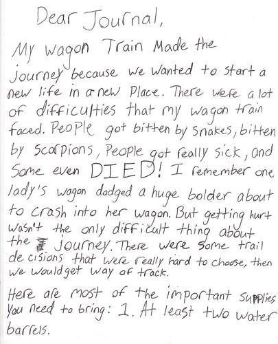 Diary Entry 1