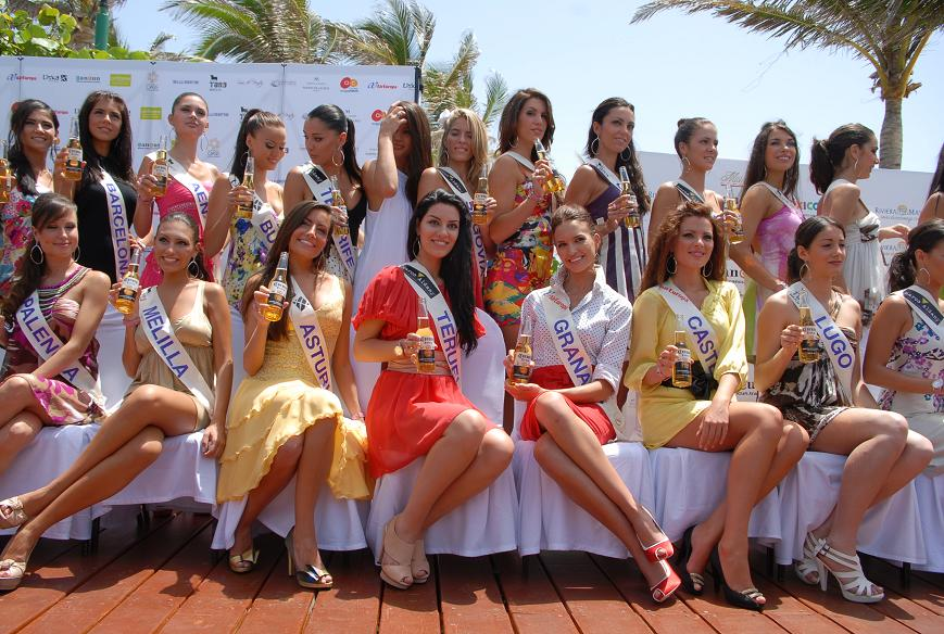 Miss España Cancún