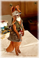 Wool Old-style Fox 1