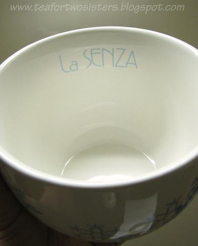 Snowflake Mug (La Senza, Christmas)