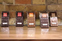 Tablette (Rene S. Suen) Tags: toronto dessert sweet chocolate treats mint banana patisserie pastry treat nadge torontolife tablette nadgepatisserie nadgenourian