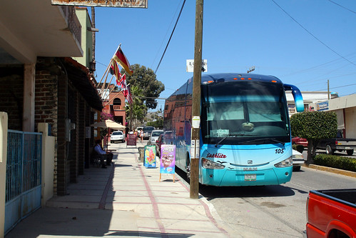Todos Santos - Our Bus