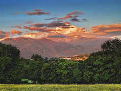 Rieti Valley is surely an artist dream (williamcho) Tags: travel vacation italy holiday rome photoshop worship johnpaulii religion churches placesofworship perugia prayers rieti catholics digitalenhancement topazlabadjust williamcho sonydscwx1 patrickcheah beautificationceremony