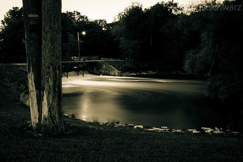 Tecumseh Dam by corinne.schwarz