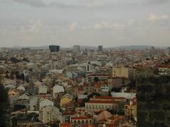 from the Castelo de Sao Jorge