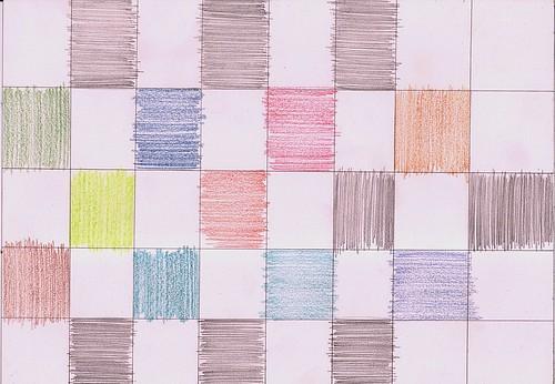 Color hashing 2