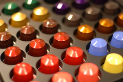 Nespresso (Joe Shlabotnik) Tags: home coffee 2008 myfave nespresso faved abstractarty explored february2008 heylookatthis
