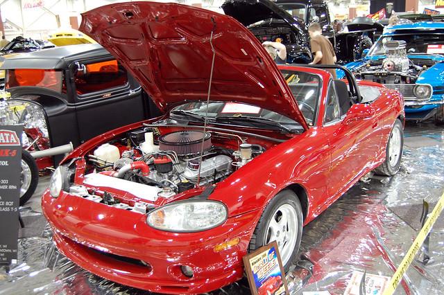 Mazda MX-5 1.8L Automatic (1999)
