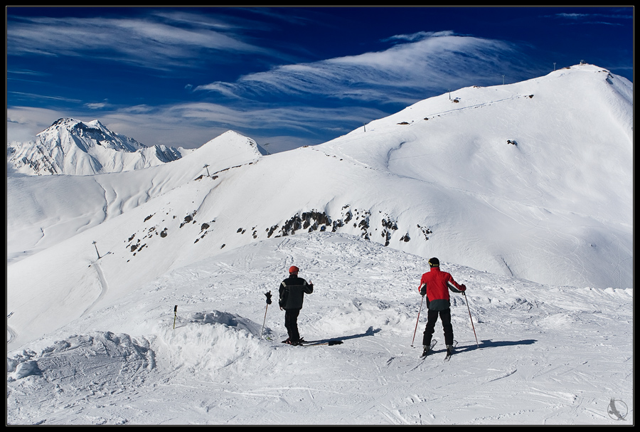 Sport and fun, 5 ski lifts and miles, miles of powder snow 7 day tour...