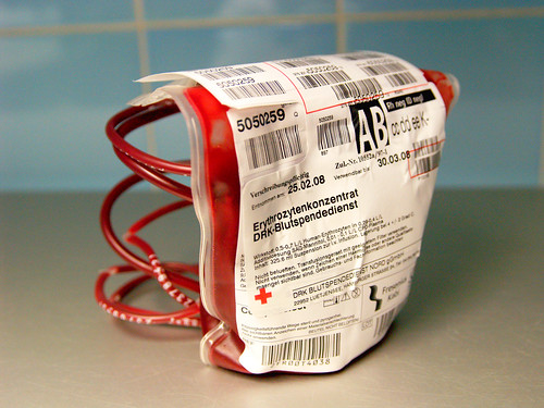 #61 donate blood