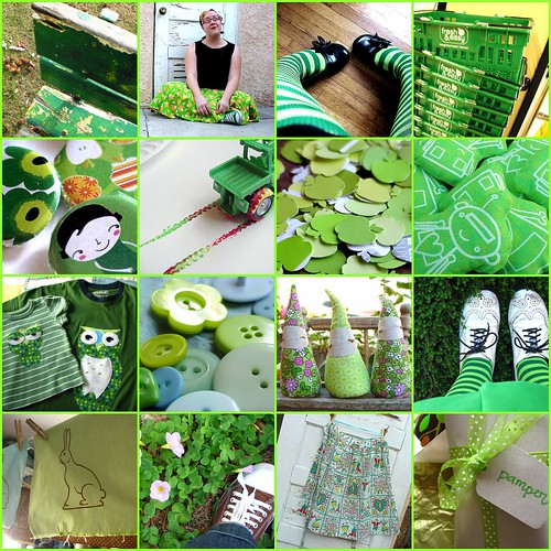 Green-a-go-go   - for Jek