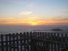 Pigeon Point - Sunset (russellvt) Tags: california ca lighthouse pigeonpoint pigeonpointlighthouse