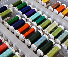 Got Thread? (dphock) Tags: color thread spools panasonic photofaceoffwinner photofaceoffplatinum dmcfz18 pfogold pfoplatinum