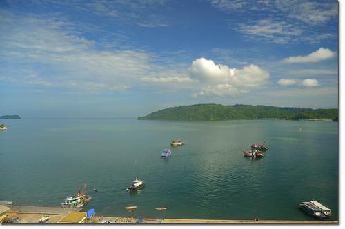 Kota Kinabalu Sea Front