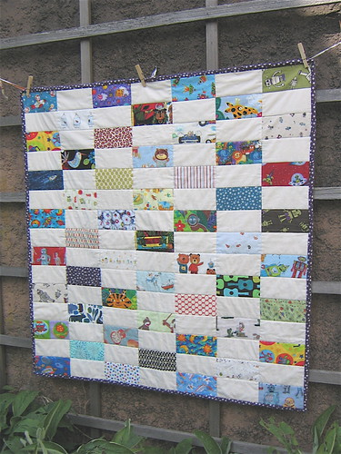 Henry Quilt Finished