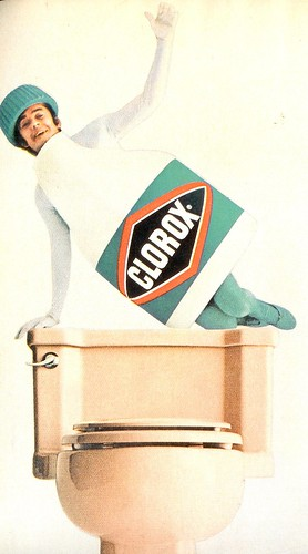 Clorox 1973 (by senses working overtime)