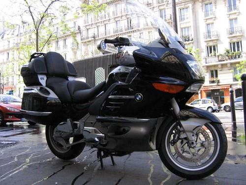 2009 BMW K1200LT Motorcycle Touring