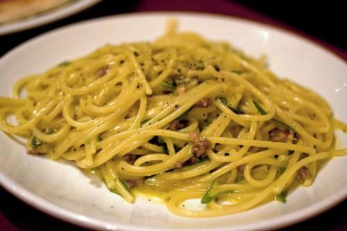 My Spaghetti alla Carbonara